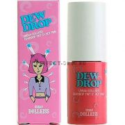 Baviphat Lip Urban Dollkiss Dewdrop Tint #1 Hot Pink
