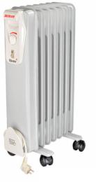 Масляный радиатор ЭРМПБ-2 кВт Делсот