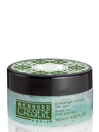 Bernard Cassiere Гоммаж для тела Зеленый чай