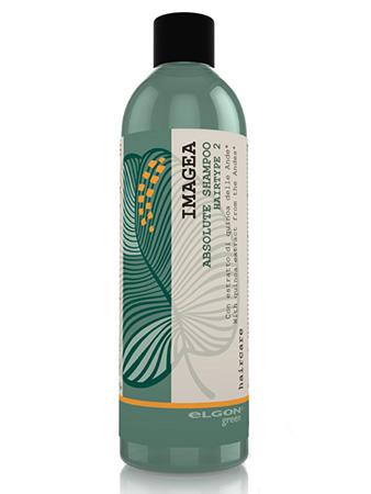 Elgon Imagea Green Absolute Shampoo Шампунь мицеллярный для окрашенных волос