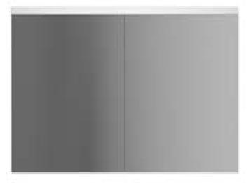 Зеркало-шкаф с подсветкой Am.Pm Spirit V2.0 100 (Спирит V2.0) 101х56 ФОТО
