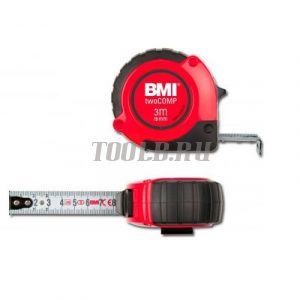 BMI twoCOMP 3 M - рулетка измерительная