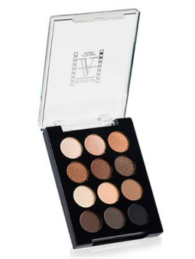 Make-Up Atelier Paris Palette 12 Eyeshadows P12C/ESN