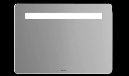 Зеркало с подсветкой Am.Pm Gem 80 (Гем) 80х60 ФОТО