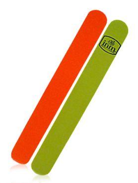 Inm Neon Washable 180-320 Пилка лимонно-оранжевая с черным центром