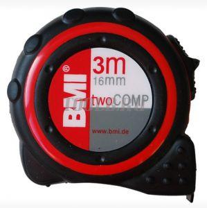 BMI TAPE twoCOMP MAGNETIC 3 M - рулетка измерительная