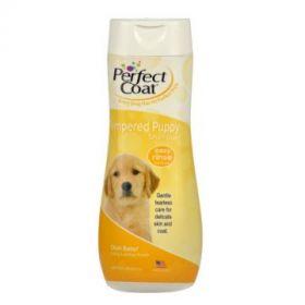 "Шампунь ""без слез"" для щенков, Tender Care Puppy Shampoo, 8in1/Perfect Coat, 473мл"