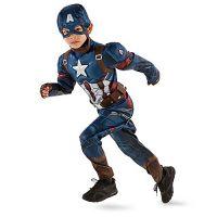 Карнавальный костюм Капитан Америка Марвел Дисней купить