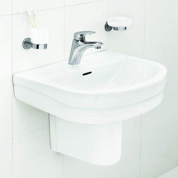Подвесная раковина в ванну Am.Pm Bliss L 60 (Блисс Л) 60х47 ФОТО