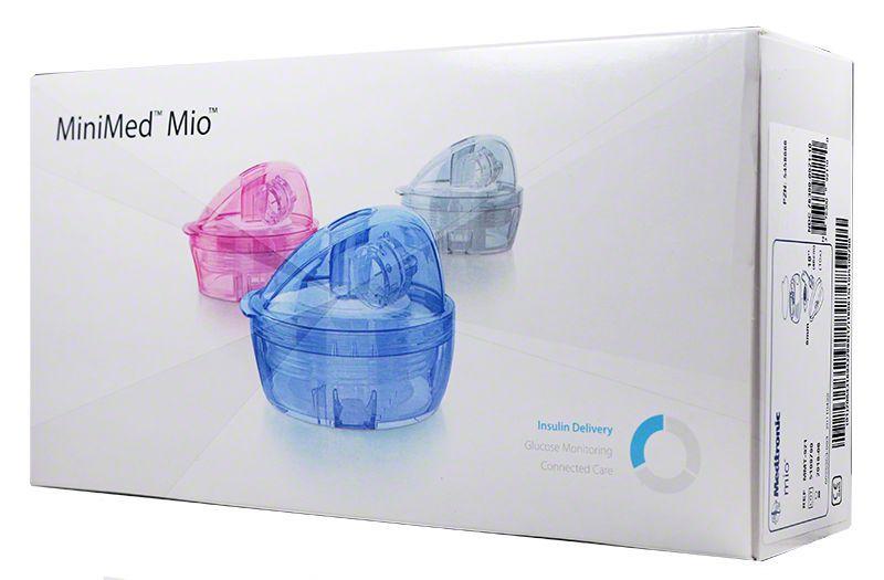 Инфузионный набор МИО (MIO) ММТ-923  6 мм/60 см   (1 уп - 10шт )