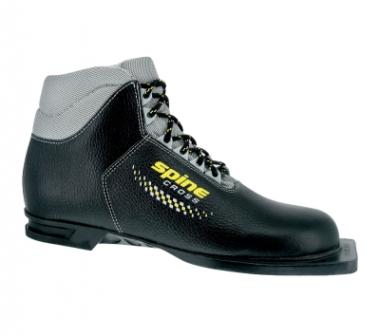 Лыжные ботинки (иск.кожа, мех) SPINE CROSS 75 мм