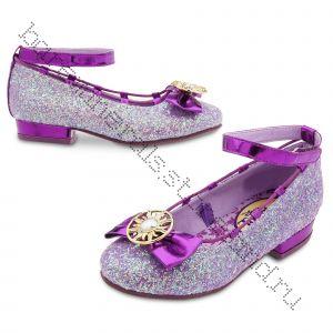 Туфли принцессы Рапунцель 17 см по стельке