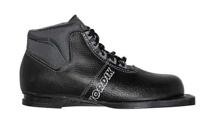 Лыжные ботинки (иск.кожа) SPINE NORDIK 75 мм