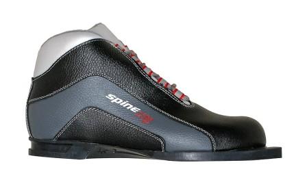 Лыжные ботинки (нат. кожа) SPINE X5 75 мм