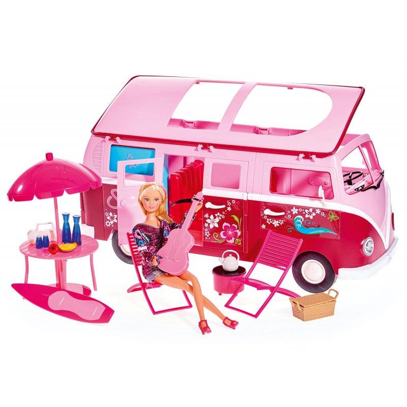 Кемпинг для куклы Steffi 5739423 Simba