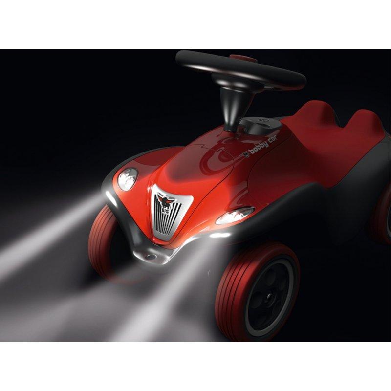 Машинка со звуком, светом BIG Next Bobby Car 56230