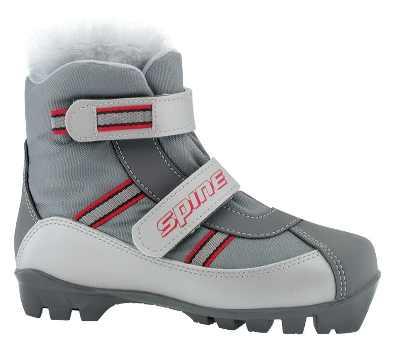 Ботинки лыжные детские NNN BABY м 101