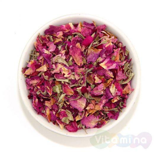 Добавка в чай Лепестки Роз, 20г