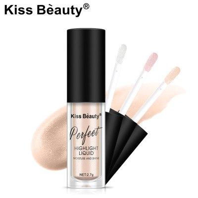 Хайлайтер жидкий Kiss Beauty (при морозе ниже -10 может лопнуть стекло)