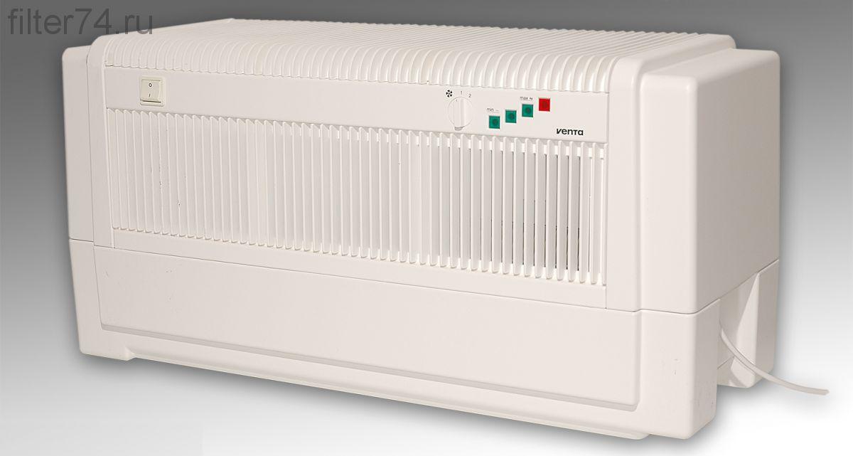 Очиститель увлажнитель воздуха Venta LW80 белый