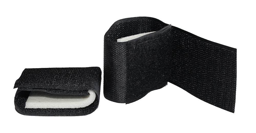 Стяжки для лыж удлиненные ИНДИГО SM-291 (пара)