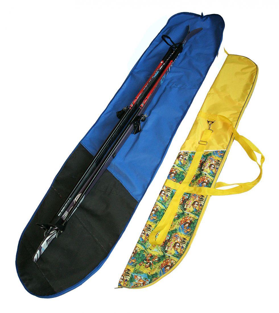 Чехол для лыж INDIGO на 1-2 комплекта