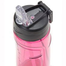 Бутылка Nike T1 flow just do it swoosh 16oz спортивная розовая