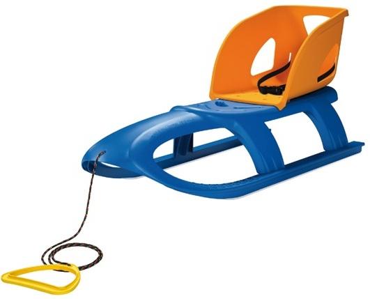Санки пластиковые со спинкой BULLET SEAT ISPS