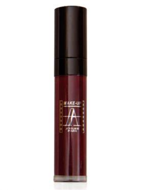 Make-Up Atelier Paris Long Lasting Lipstick RW19 Блеск - тинт для губ суперстойкий (красно-ягодный) черная смородина