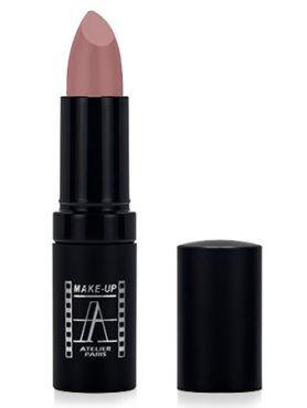 Make-Up Atelier Paris Velour Lipstick B111V Bois de rose Помада Велюр песочно - фиолетовый