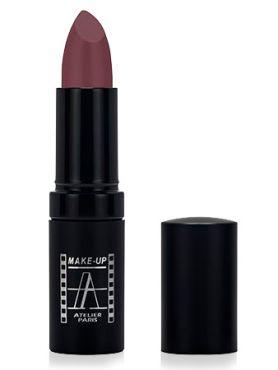 Make-Up Atelier Paris Velour Lipstick B113V Помада Велюр коричнево-фиолетовый