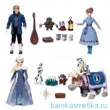 Подарочный набор поющих кукол Frozen