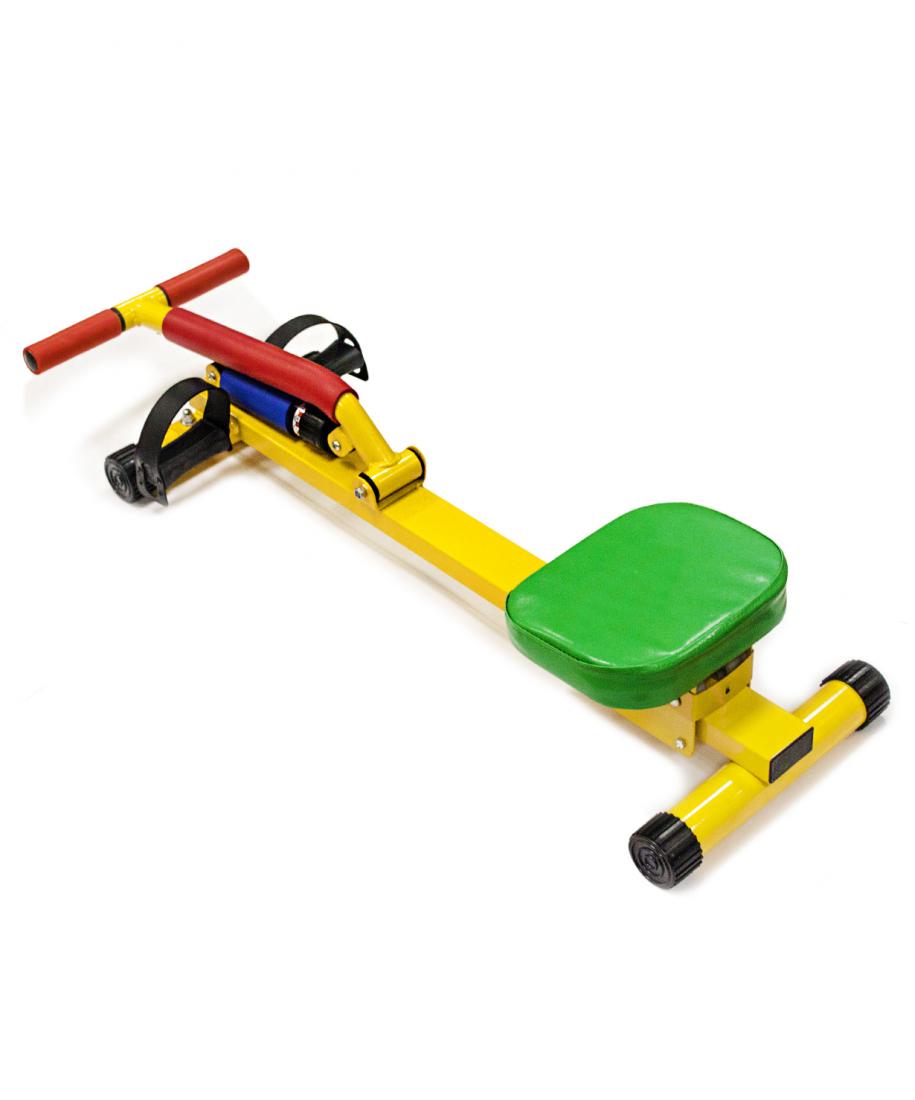Гребной тренажер детский KT-104
