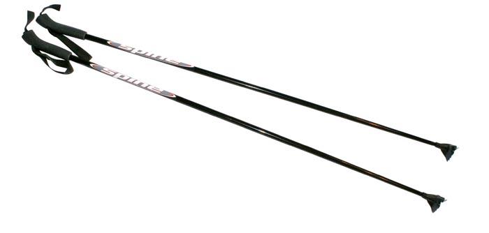 Палки лыжные Spine алюминиевые