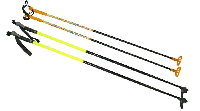 Палки лыжные стеклопластик SP-59