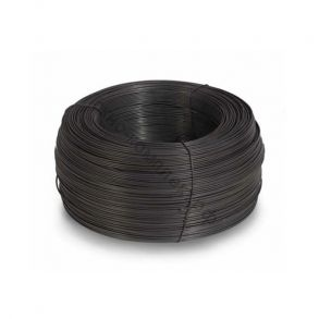 Проволока вязальная н/у, т/о диаметр 1,2мм, черная (Цена за 1кг)