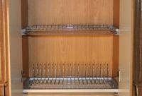 Посудосушитель Хром металл для кухни 500