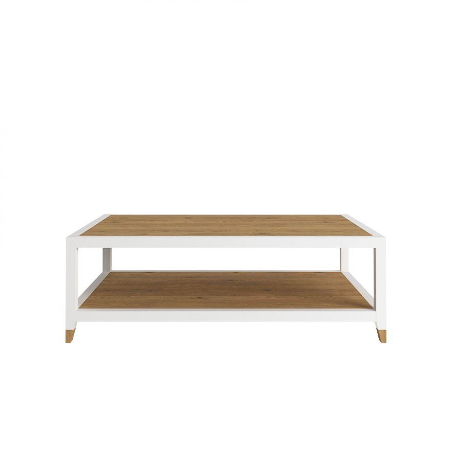 Журнальный столик прямоугольный Arnika