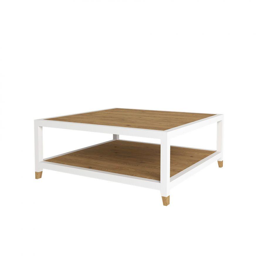 Журнальный столик квадратный Arnika