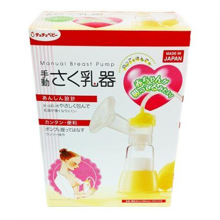 """CHU-CHU Baby"" Ручной молокоотсос 1шт"