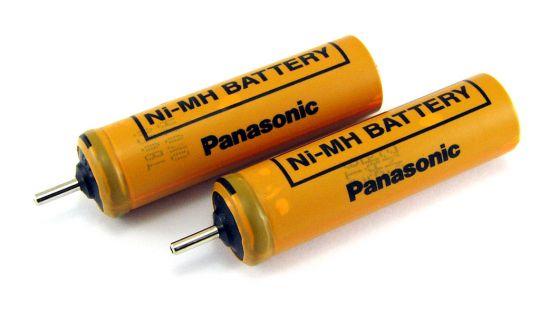 Аккумулятор Ni-MH для электробритвы Panasonic ES8017 (пара)