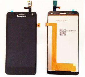 LCD (Дисплей) Lenovo S660 (в сборе с тачскрином) (black)