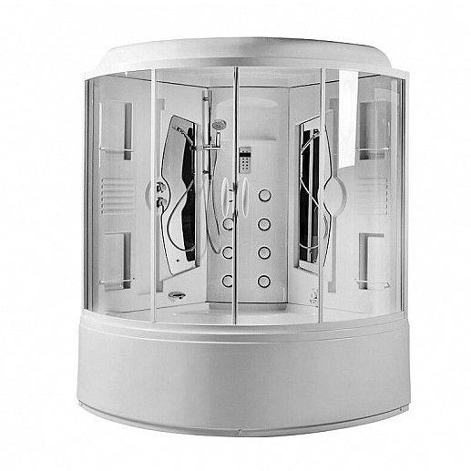 Душевой бокс с ванной Am.Pm Bourgeois 150 (Буржуа) 150х150 ФОТО