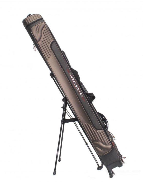 Чехол Mifine с подставкой, 3 кармана, 2 секции KX-BG140