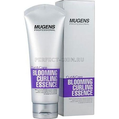 Welcos Mugens Blooming Curling Essence