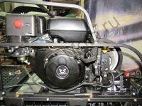 Мотобуксировщик Мухтар 15 NEW обновленная версия 2017 - 2018 двигатель Зонгшен