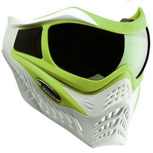 Маска V-Force Grill - Lime/White