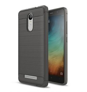 Накладка Xiaomi Redmi Note 3/Redmi Note 3 Pro antishock (grey)