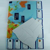 Карта Мира и подставка