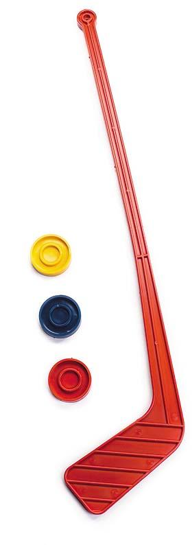 Набор хоккейный детский (клюшка + 3 шайбы)